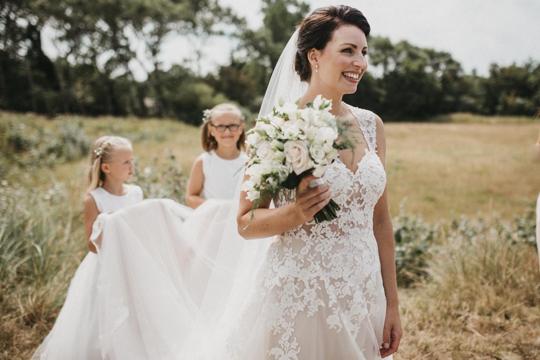 Bruiloft Egmond aan Zee