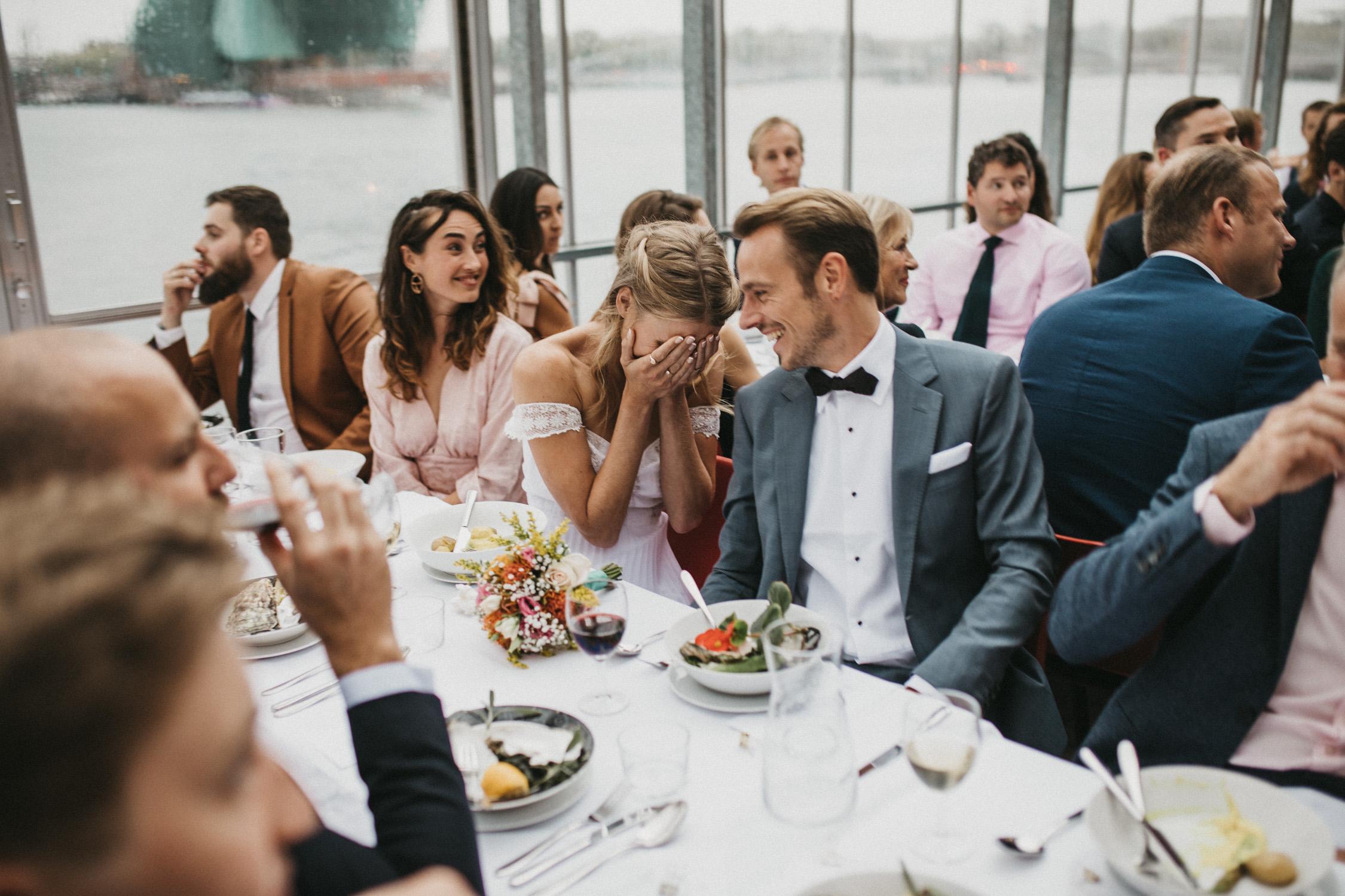 Diner mediamatic huwelijk