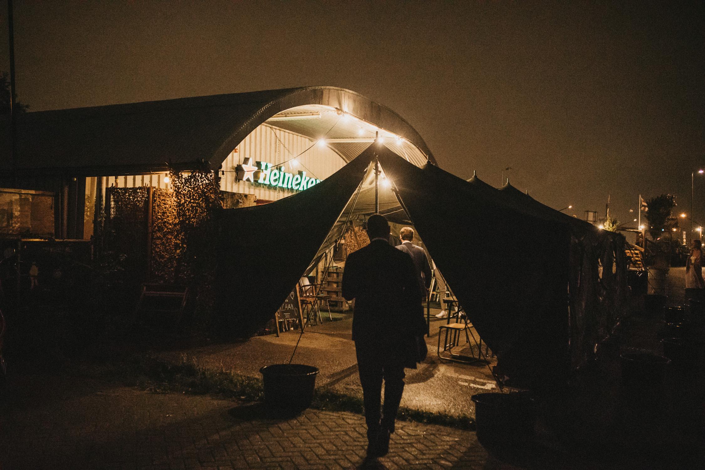 Feest bruiloft Rolling Rock Kitchen